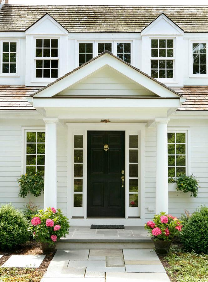 front door curb appeal ideas