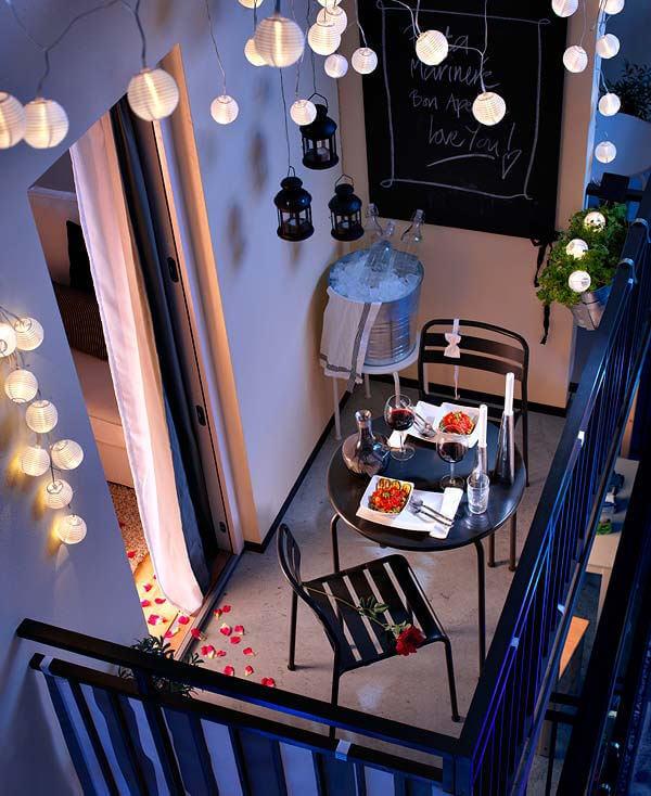 home decor ideas for balcony