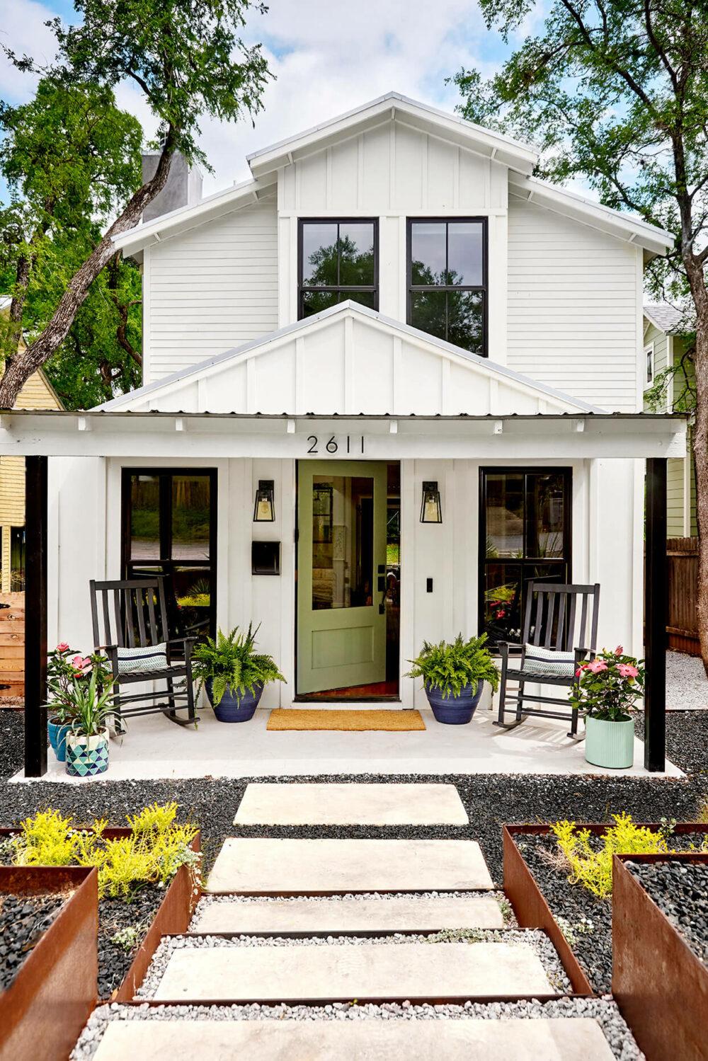 house curb appeal ideas