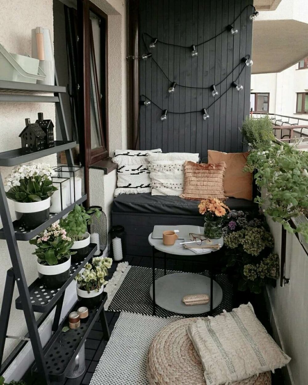 open balcony decor ideas