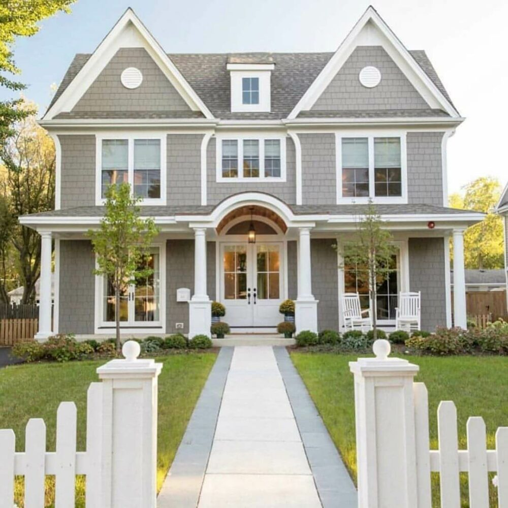 pictures of curb appeal ideas