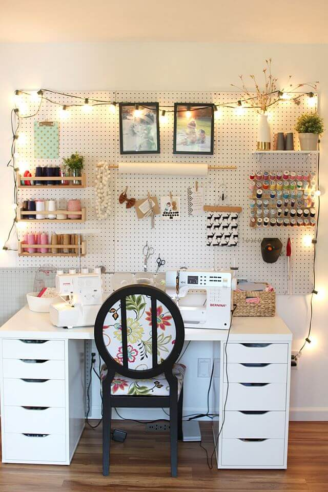 sewing room design ideas small space