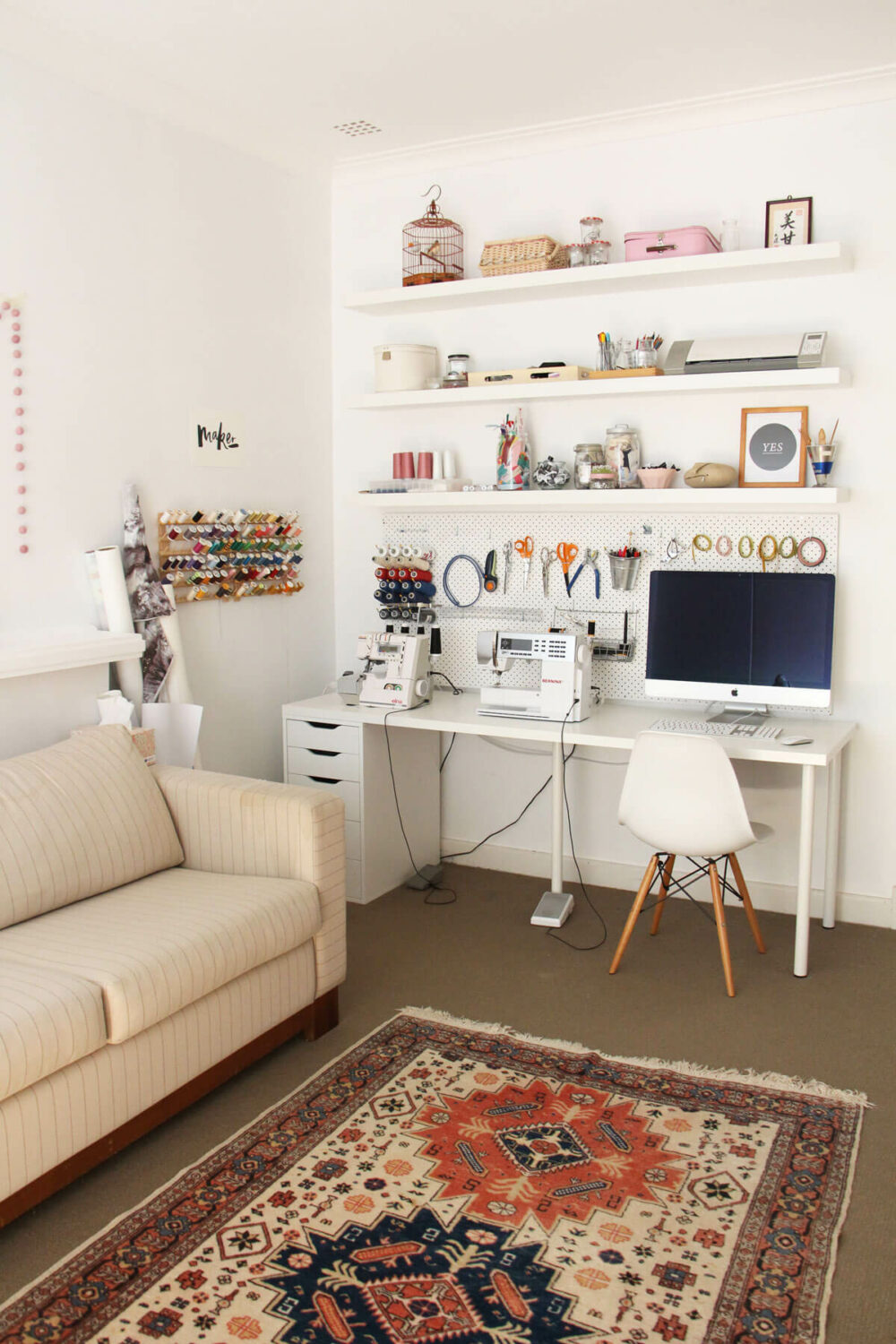 sewing room furniture ideas