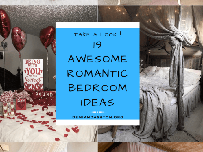 Awesome Romantic Bedroom Ideas