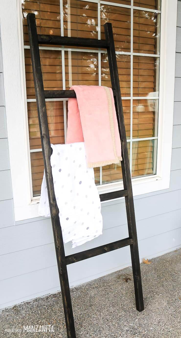 Baby Blanket Ladder
