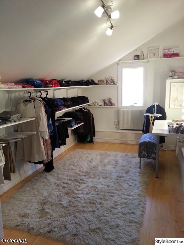 attic closet organizer