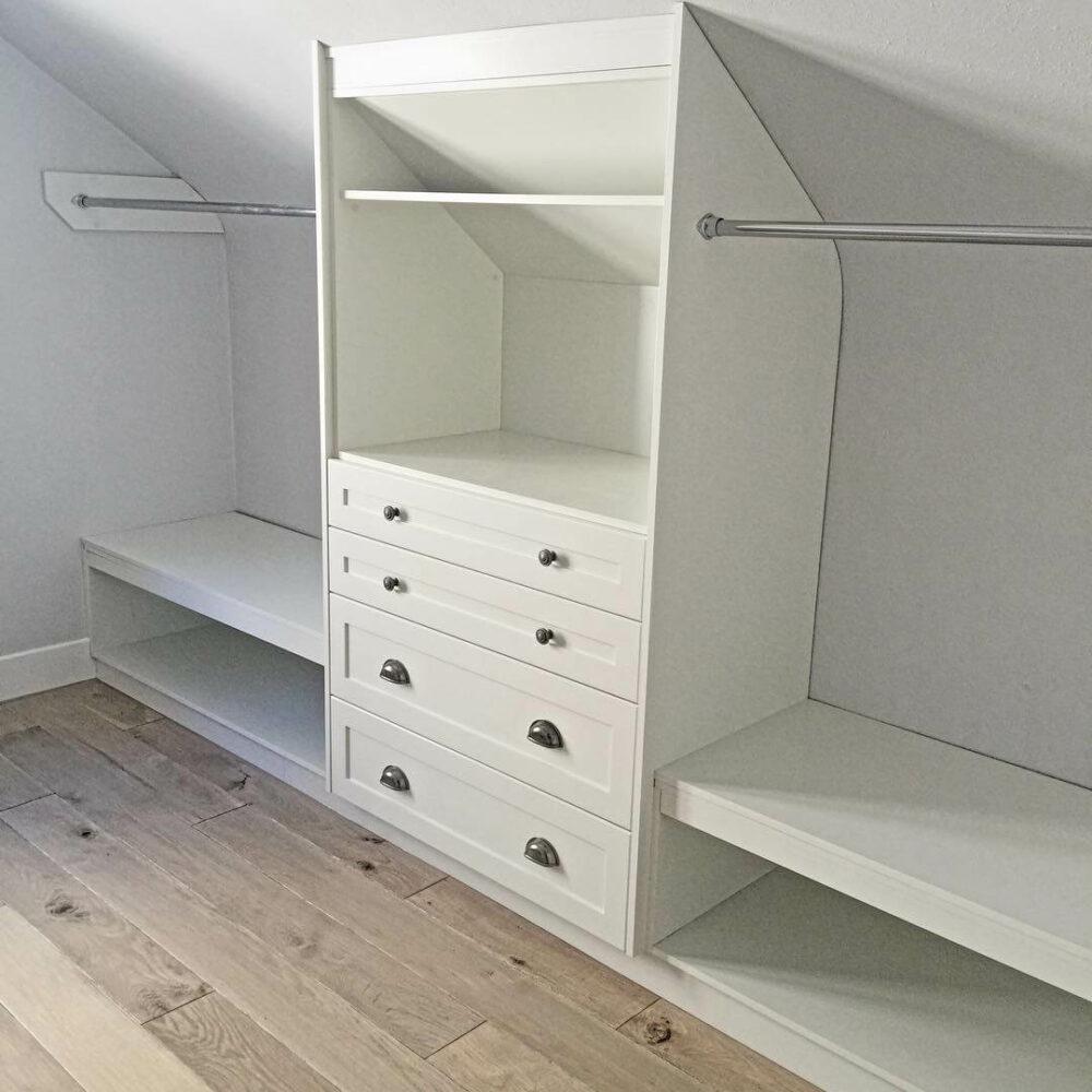 attic closet system