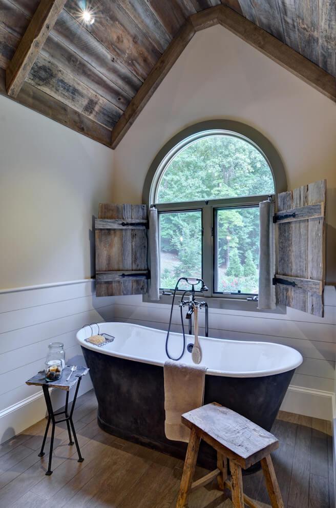 bathroom window in shower ideas