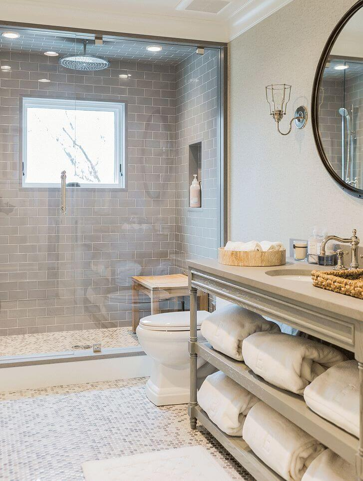 bathroom window trim ideas