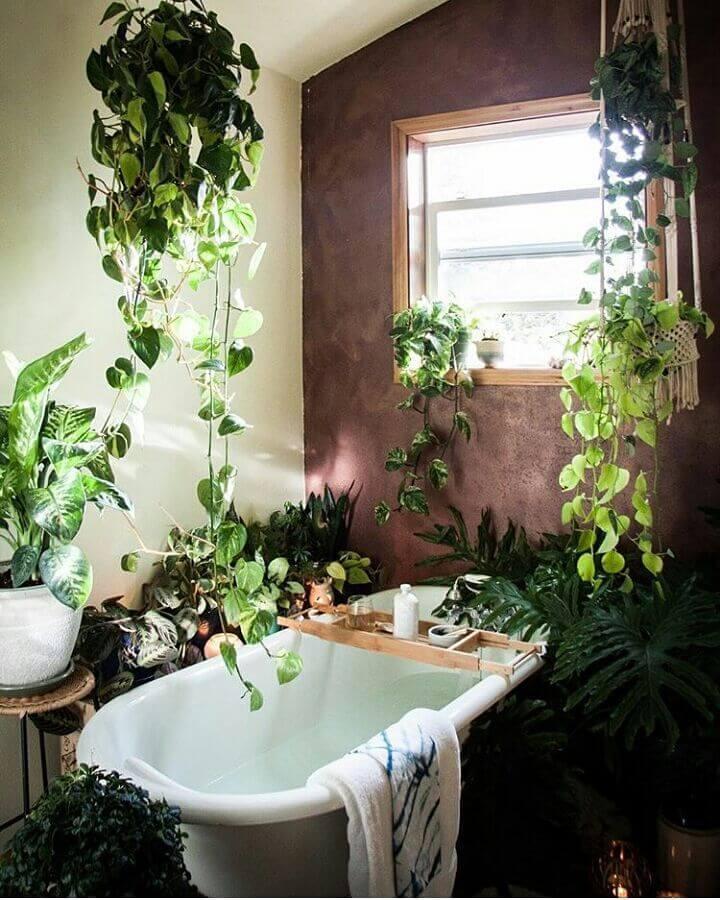 bathroom with window ideas