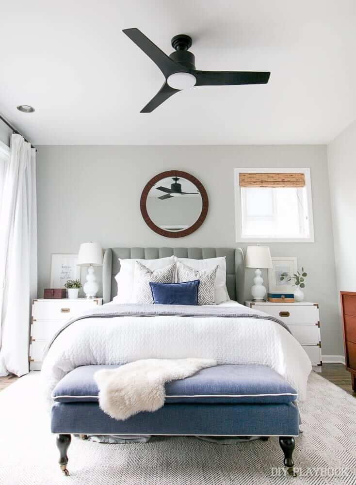 bedroom carpet color ideas