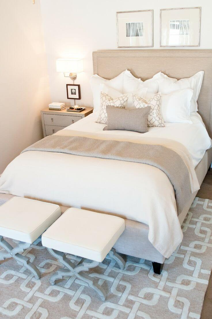 bedroom carpet design ideas