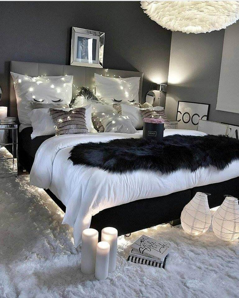 bedroom with carpet ideas