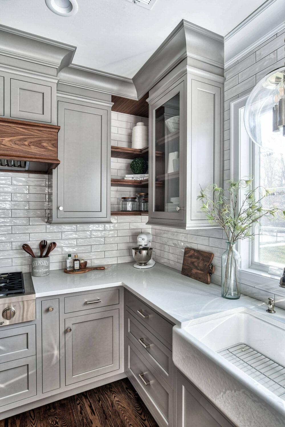 corner kitchen cabinet shelf