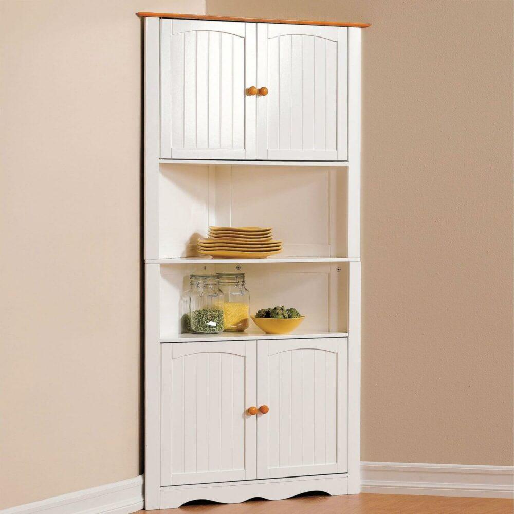 corner kitchen cupboard ideas