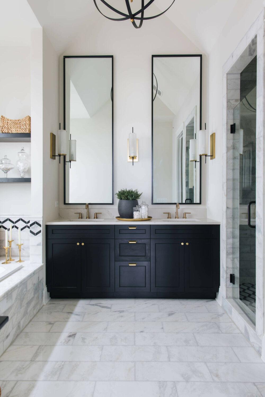 decorating bathroom vanity ideas