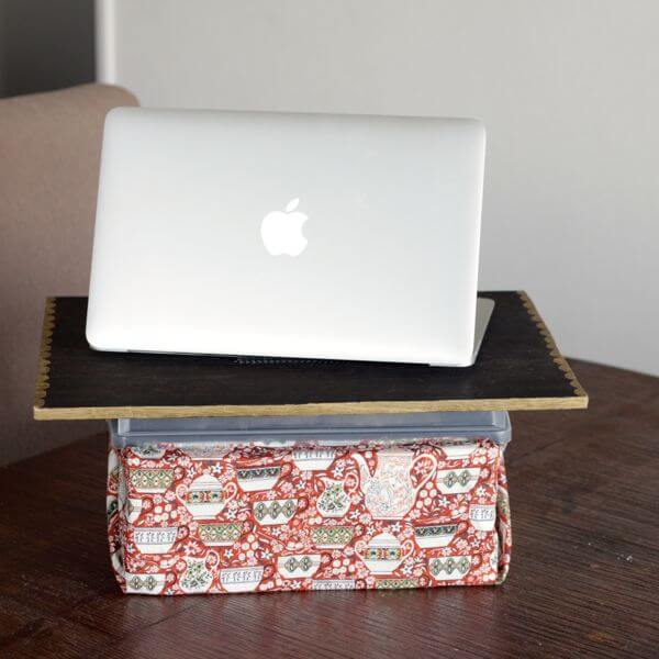 diy foldable lap desk