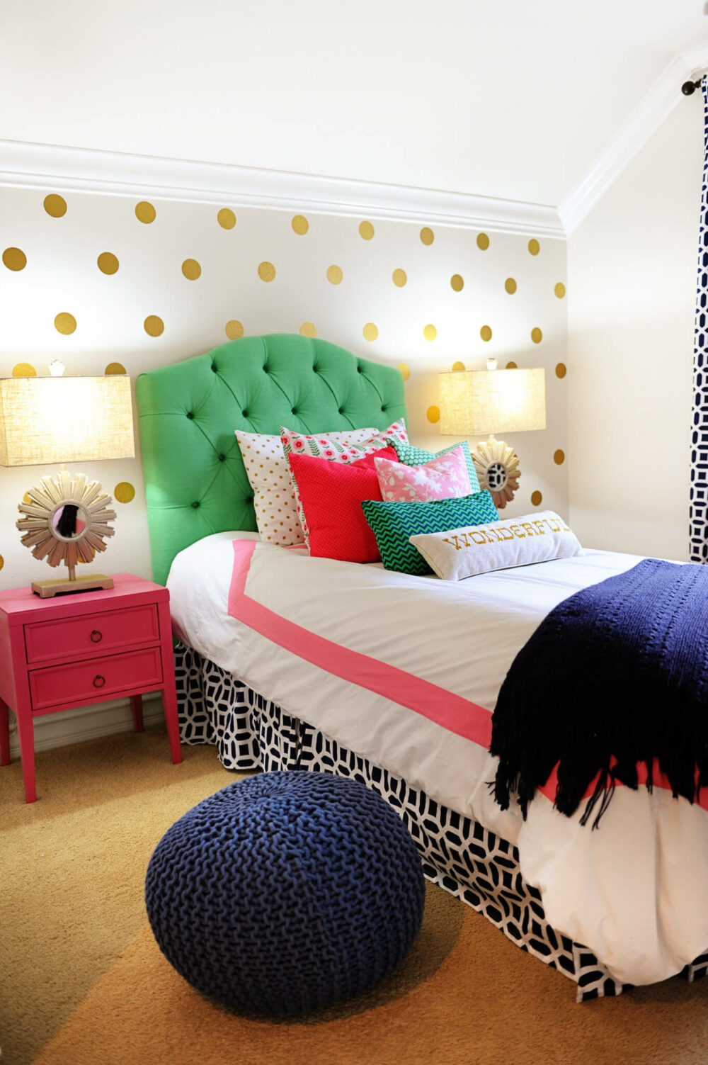 girl bedroom colour ideas