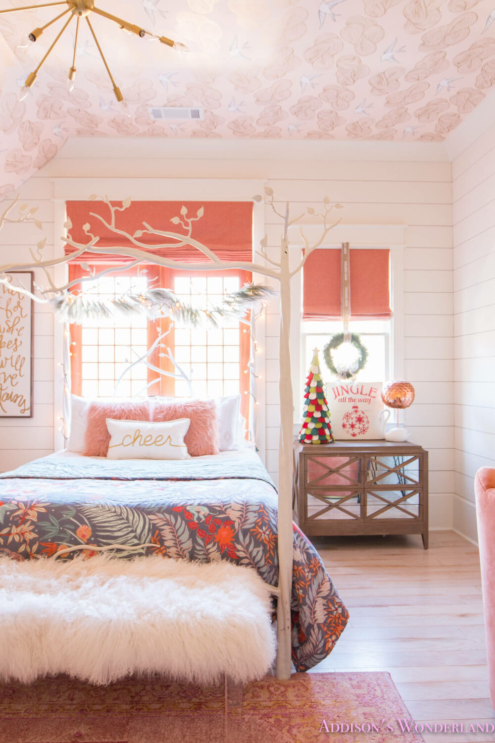 girl bedroom ideas pink