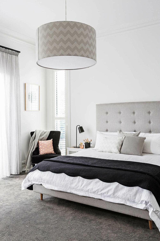 gray bedroom carpet ideas
