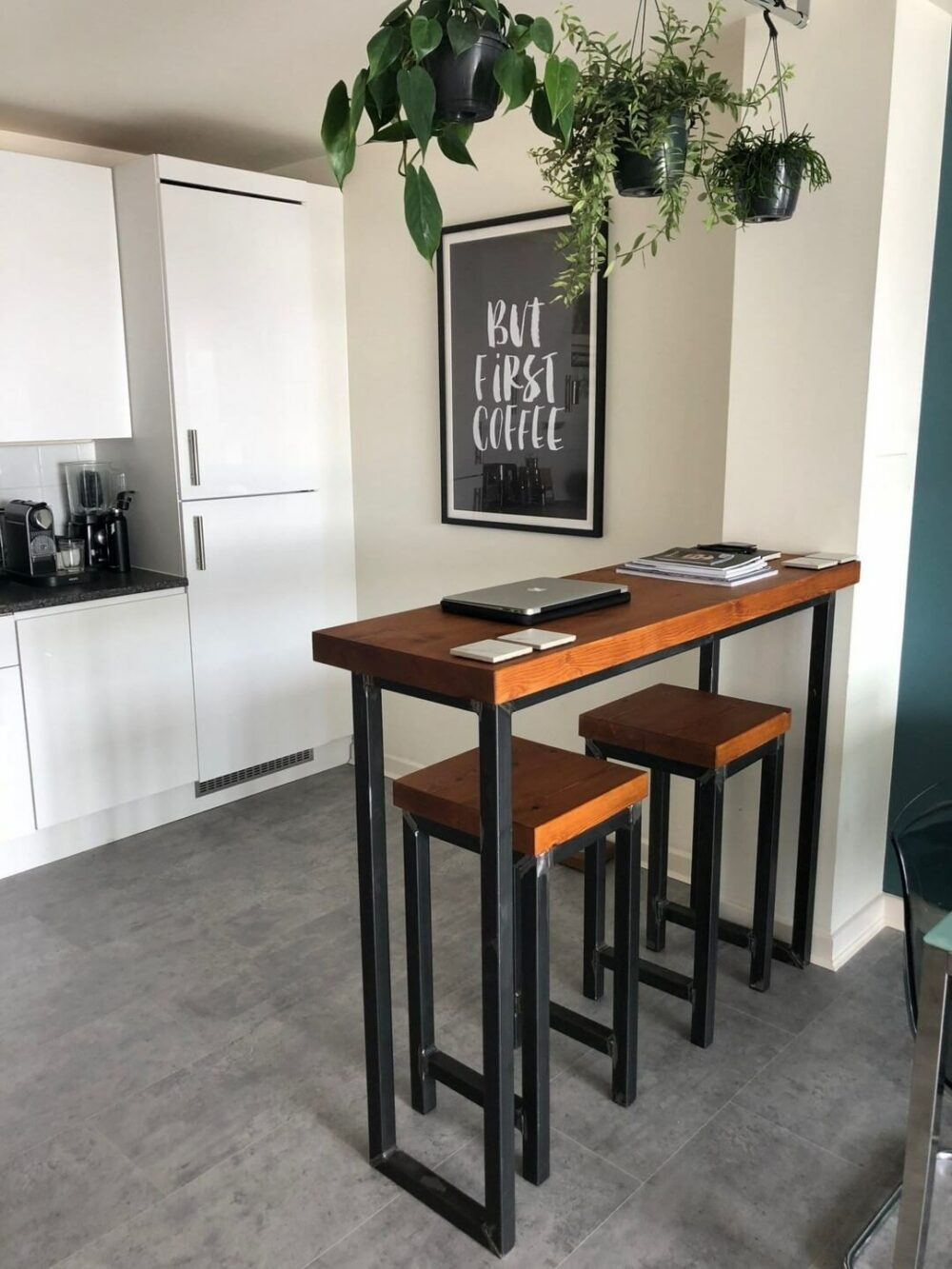 high top small kitchen table