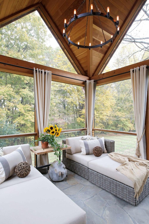 ideas for sunroom decor