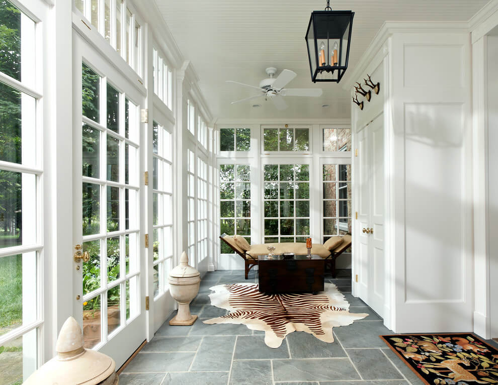 ideas for sunroom windows