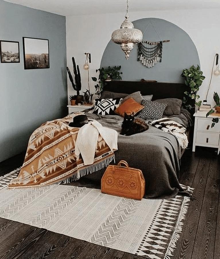 modern bedroom carpet ideas