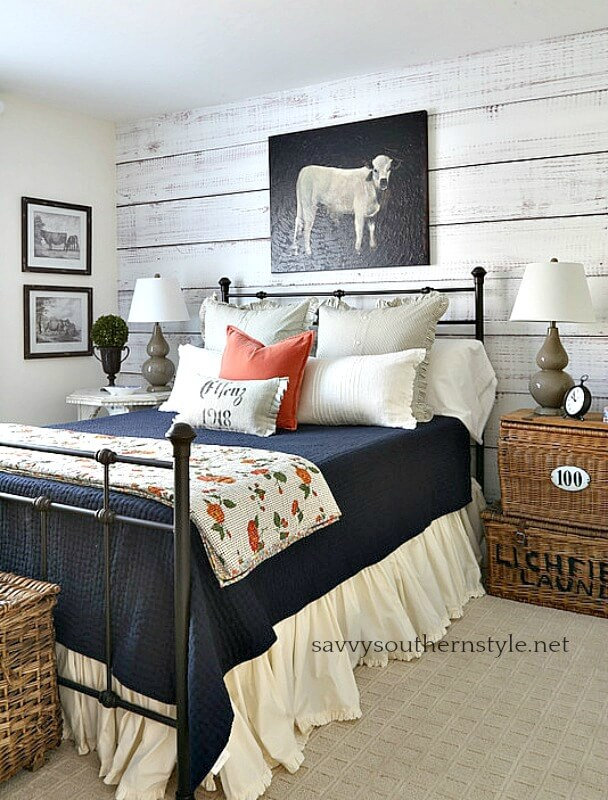 modern rustic bedroom ideas