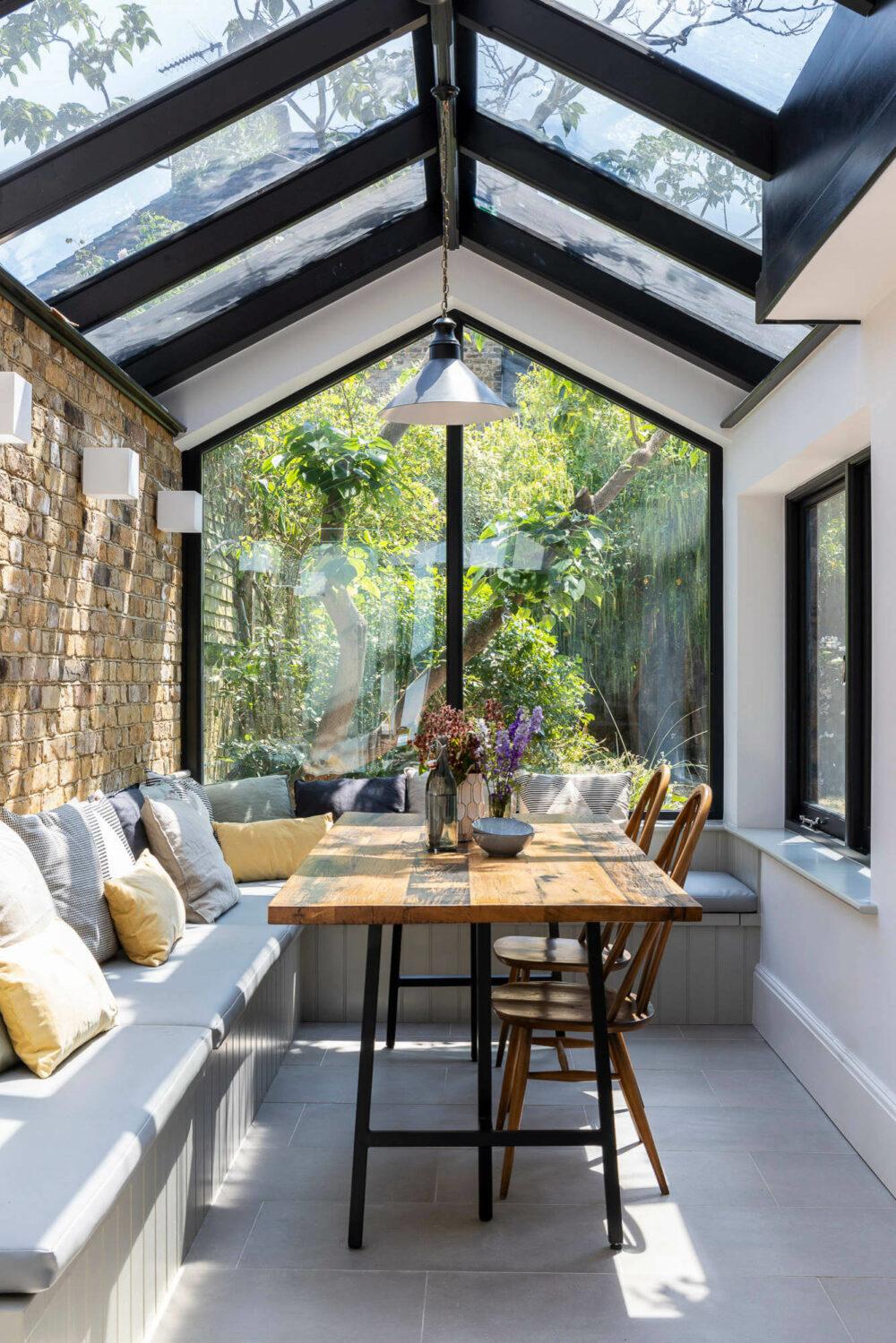 modern sunroom ideas