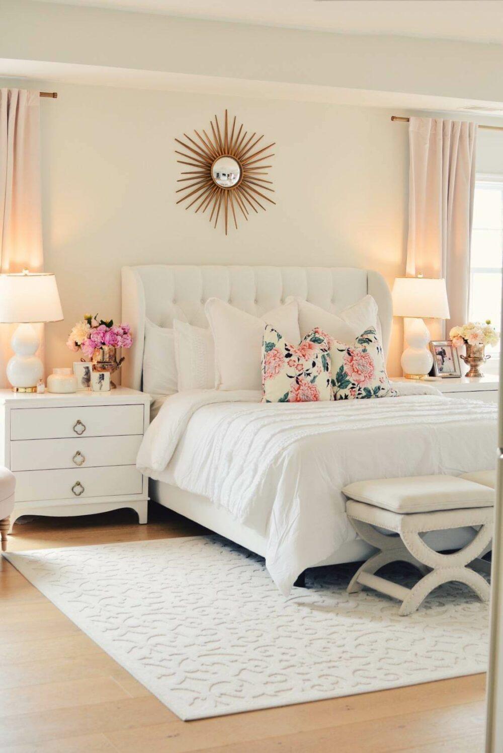 neutral bedroom carpet ideas
