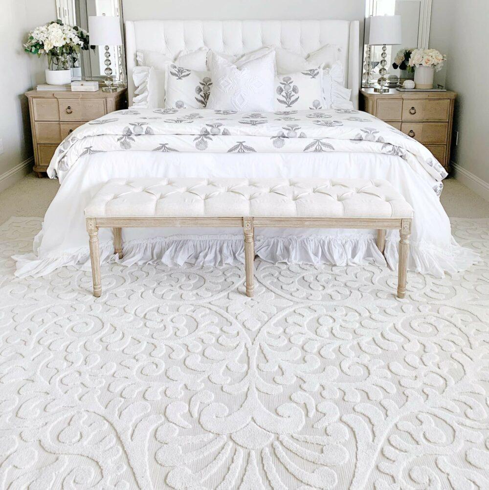romantic bedroom wallpaper designs