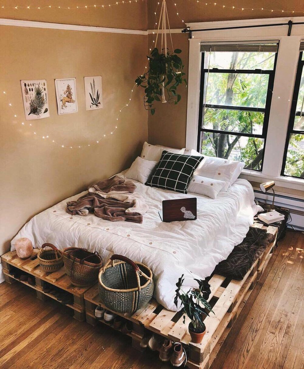 rustic bedroom color ideas