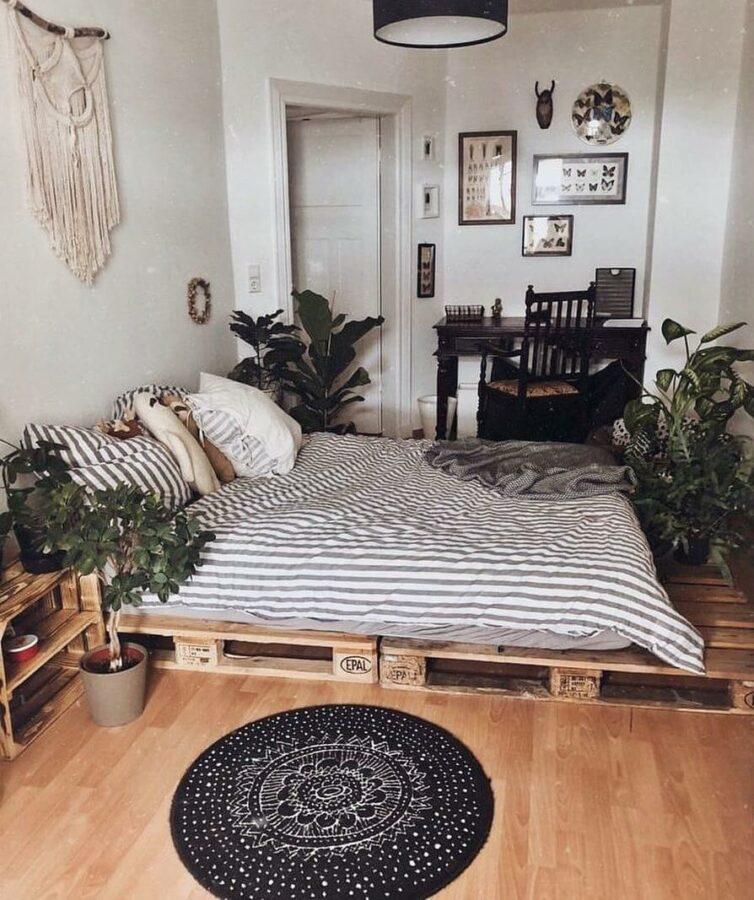 rustic bedroom ideas pinterest