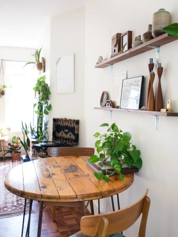small kitchen table for apartment
