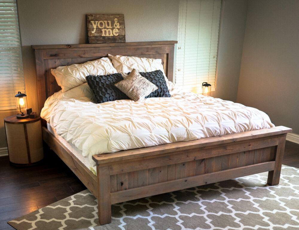 small rustic bedroom ideas