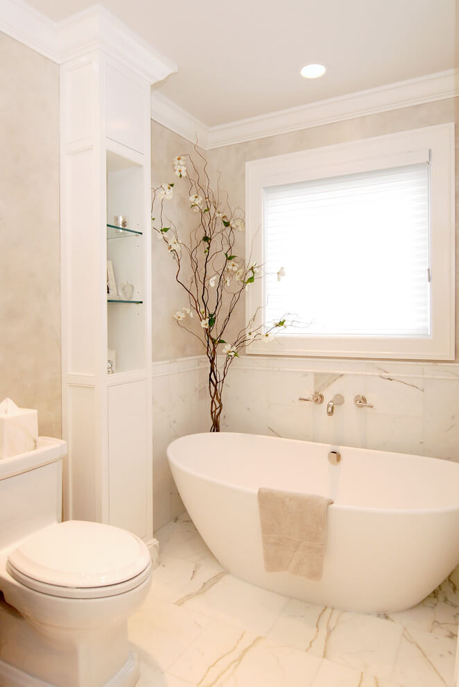 window ideas for bathroom