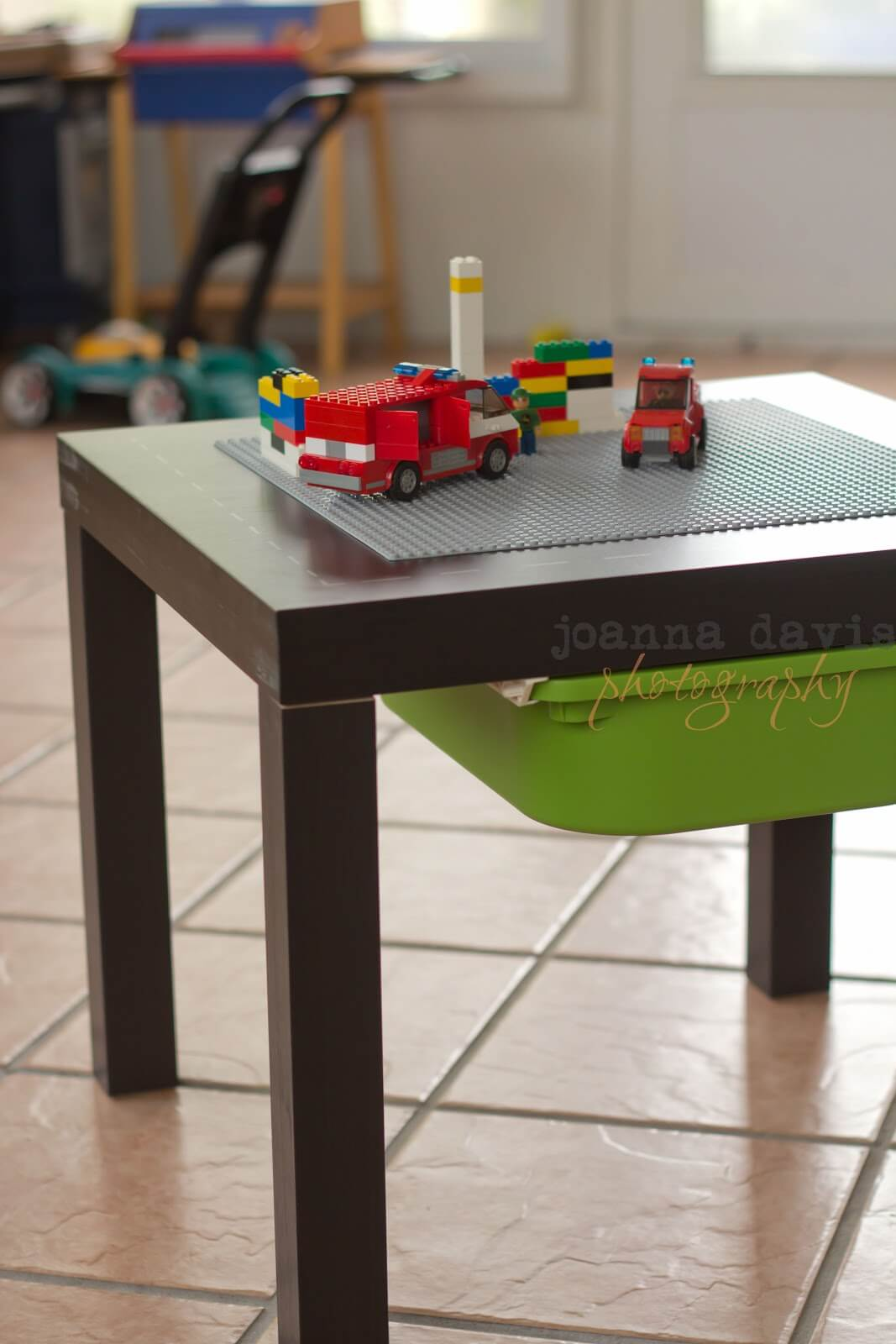 Classroom Lego Table