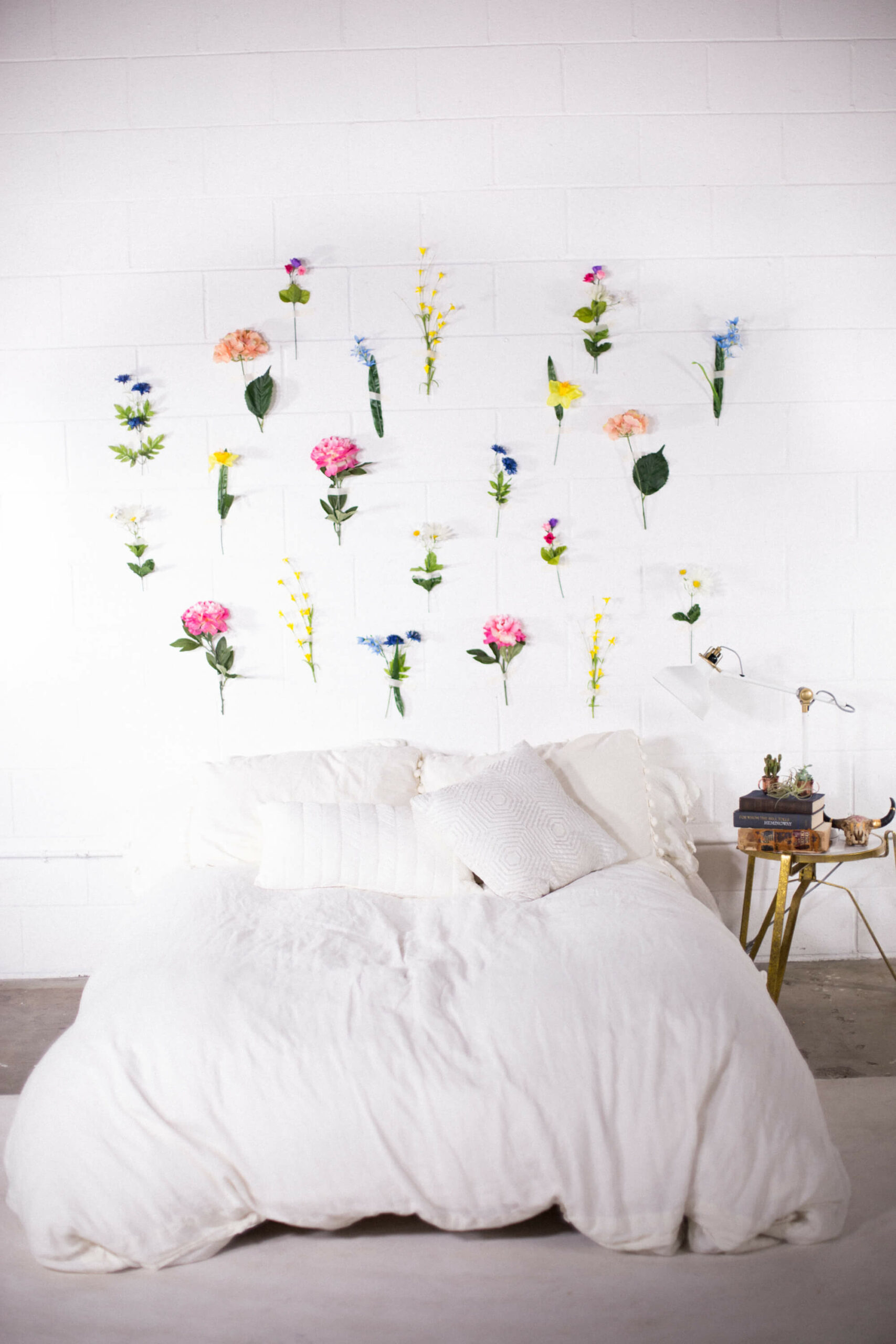 Craft a Flower Wall