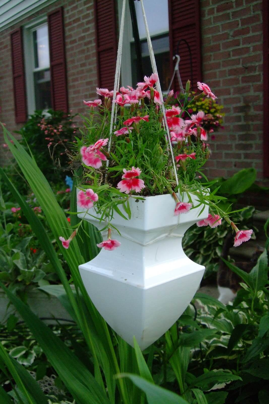 DIY Hanging Basket EASY