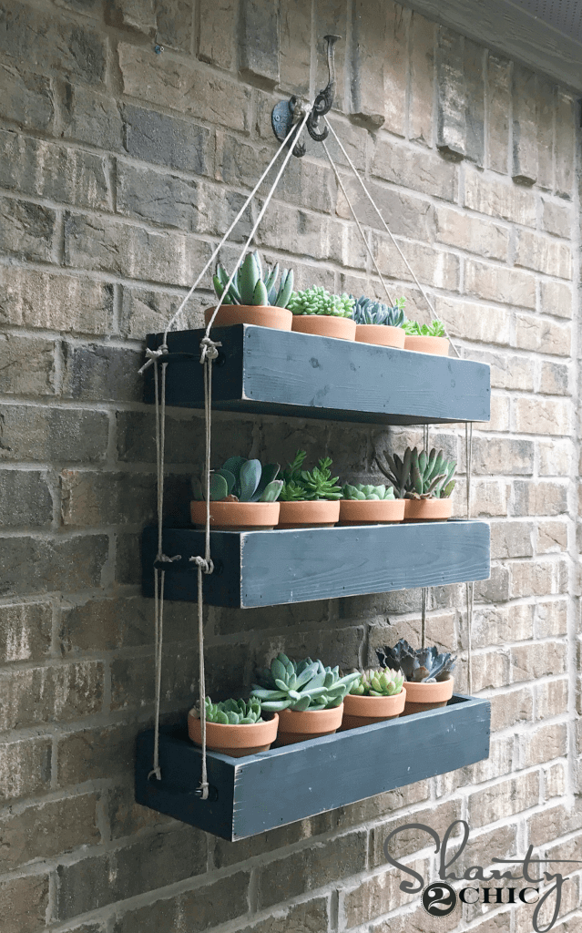 DIY Hanging Planter Outdoor