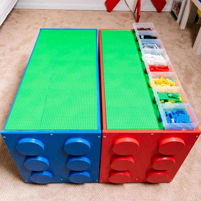 IKEA Lego Table Hack