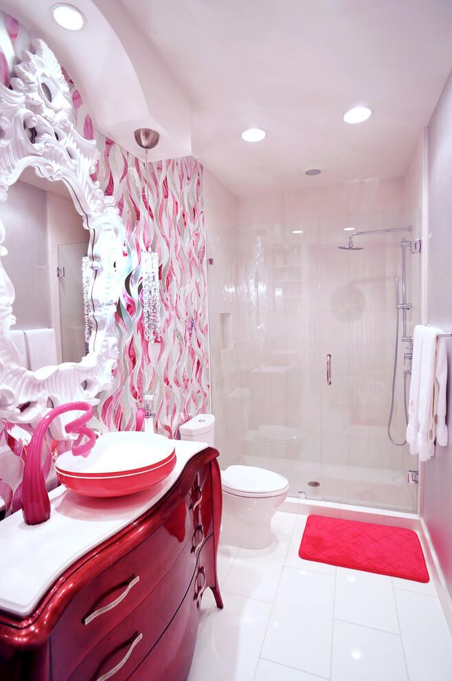 bathroom ideas for little girl
