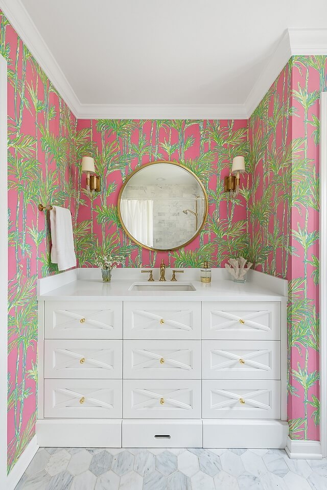 bathroom ideas for teenage girl