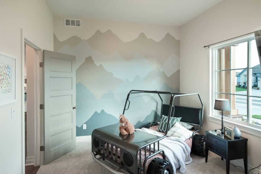 boy bedroom ideas 5 year old