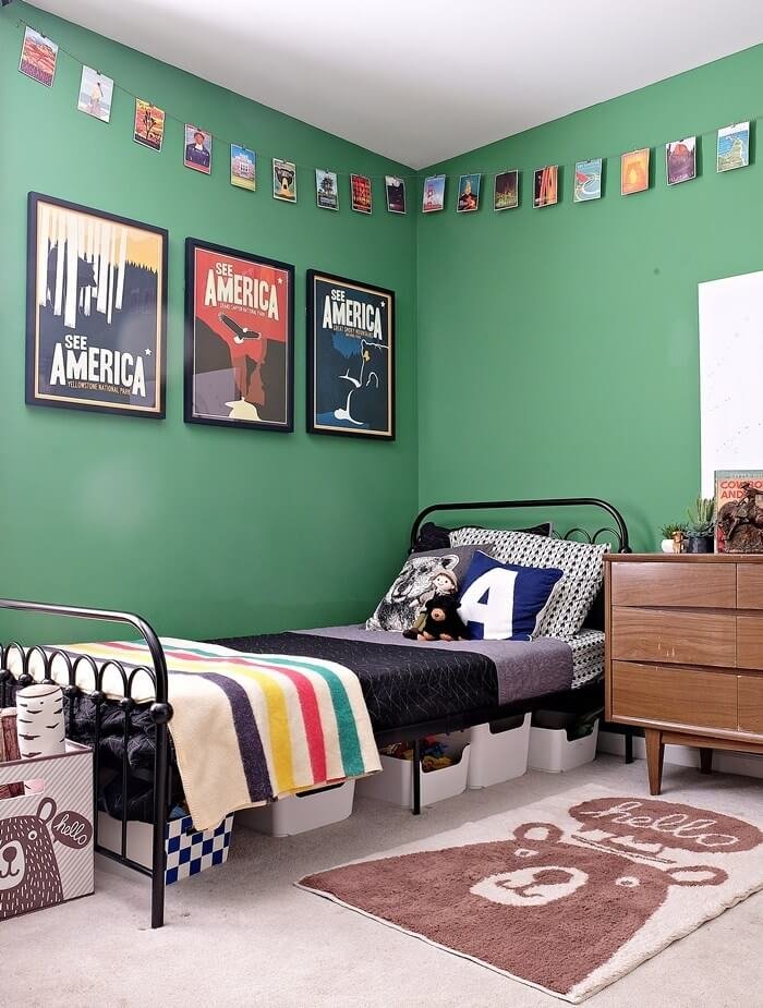 boy bedroom ideas for small rooms