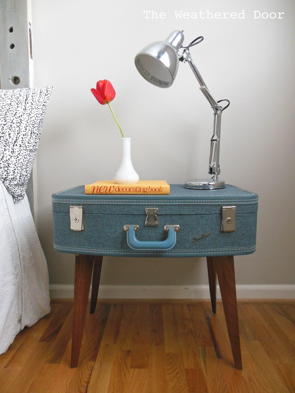 diy bedroom nightstand