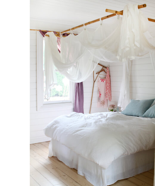 diy canopy bed design
