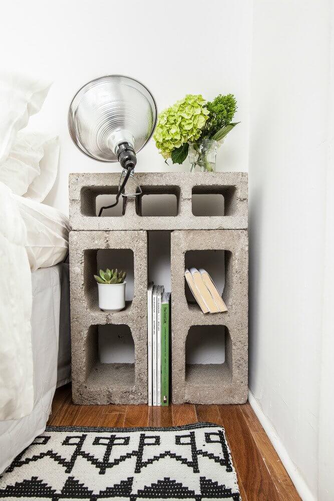 diy nightstand cheap