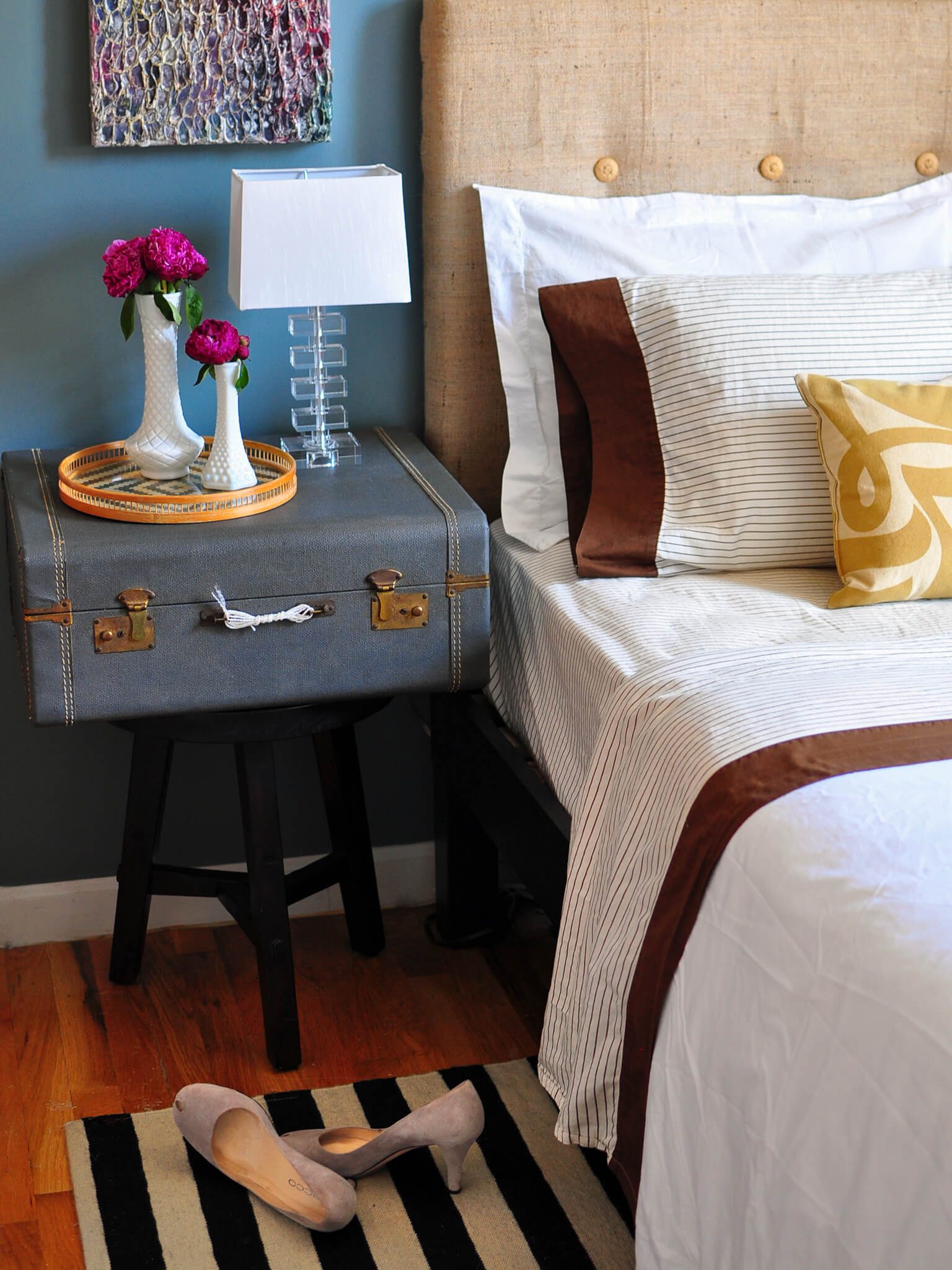 diy nightstand design
